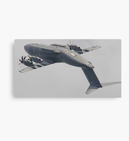Airbus A400M Atlas Valedation Flight - Farnborough 2014 Canvas Print