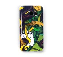 Mary Anoints Samsung Galaxy Case/Skin