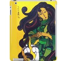 Mary Anoints iPad Case/Skin