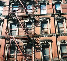 New York Tenement  by magins
