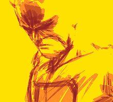 Blind Hero by marcosmp