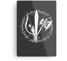 The Fellowship  Metal Print
