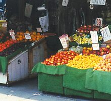 Fruit Stand by magins
