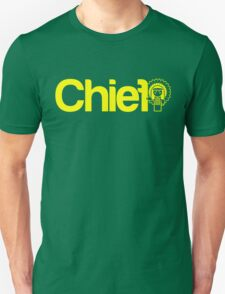 Project Chief  |  Yellow T-Shirt