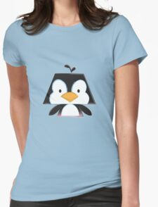 Mimalitos - Penguin Womens Fitted T-Shirt