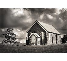 Country Church . . . Photographic Print