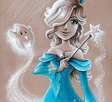 Toned Paper Rosalina by mishy-belle