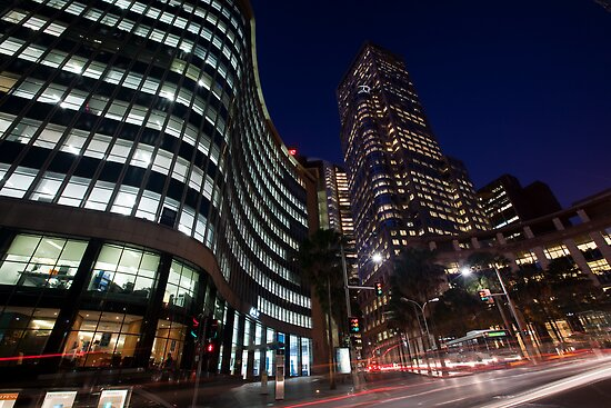Chiefley Square Sydney  by MiImages