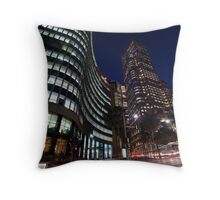 Chiefley Square Sydney  Throw Pillow