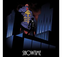 Showtime! Photographic Print
