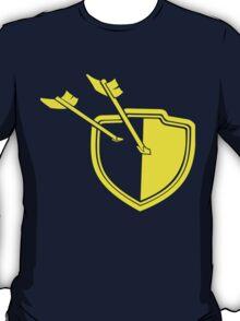 Clash of Clans Minimalist Shield Logo T-Shirt