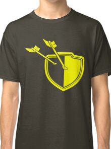 Clash of Clans Minimalist Shield Logo Classic T-Shirt
