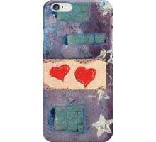 Stars and Hearts iPhone Case/Skin