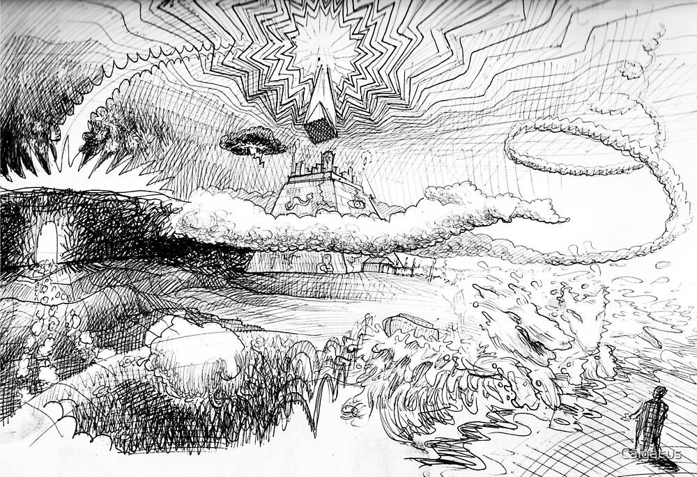 end of days sketch by Calgacus