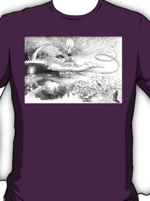 end of days sketch T-Shirt