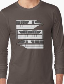 Color Changing Monorail Long Sleeve T-Shirt