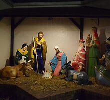 Nativity Scene by sarahshanely