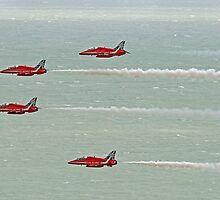 4 Arrow - Airbourne 2014 by Colin  Williams Photography
