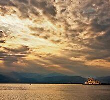 Sun Apocalypse by Yannis Larios