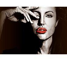 Lipstick Photographic Print