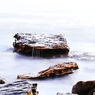 Manly on the rocks by sparrowdk