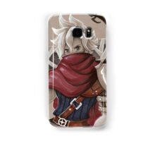 Toned Paper Cloud Strife Samsung Galaxy Case/Skin