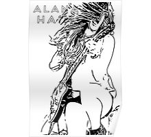 Alana Haim aka Baby Haim Poster