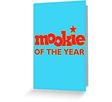 Mookie Betts - Mookie of the Year Greeting Card