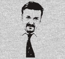 David Brent by antsp35