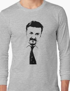 David Brent Long Sleeve T-Shirt