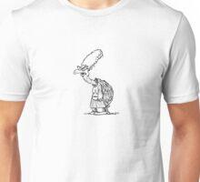 Old Lady Turtle Unisex T-Shirt