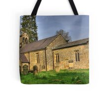 All Saints Church - Hawnby North Yorkshire #1 Tote Bag