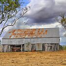 Old Farm Shed by Keith G. Hawley
