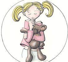 teddy color by ninamarie