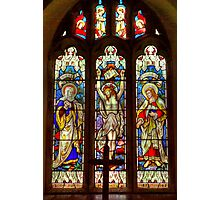Window-All Saints Church-Hawnby Photographic Print