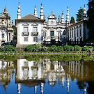 Mateus Palace, Portugal by Trish Meyer
