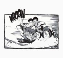 Akira - Kaneda and Kei T-Shirt