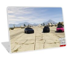 Team Kuruma Laptop Skin