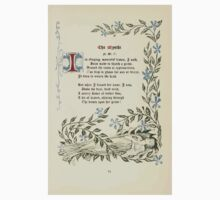 The Old Garden and Other Verses by Margaret Deland and Wade Campbell, Illustrated by Walter Crane 1894 53 - The Myrtle Baby Tee