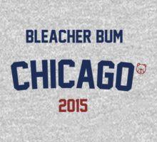 Bleacher Bum Chicago Cubs 2015 by Go-Cubs