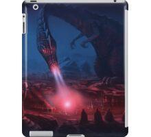 Meditation at Dragon Rock iPad Case/Skin