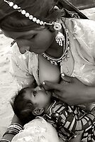 Me and My Mom. by Mukesh Srivastava