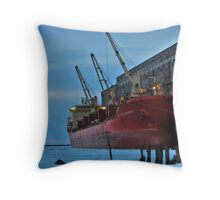 MV Federal Saguenay Throw Pillow