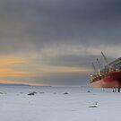 Port of Thunder Bay by Ian Benninghaus
