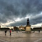Place Du Carrousel by Xandru