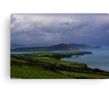 View of Dingle, Co. Kerry Canvas Print