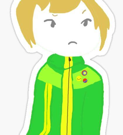 Chie Satonaka Sticker