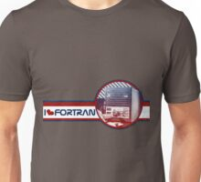 I [heart] Fortran Unisex T-Shirt