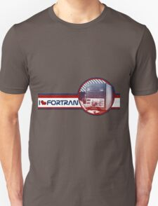 I [heart] Fortran T-Shirt