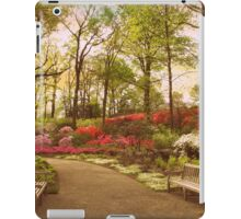 April Azalea iPad Case/Skin